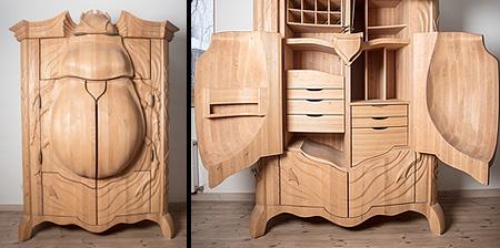 Beetle Cabinet