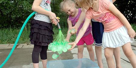 Water Balloon Maker