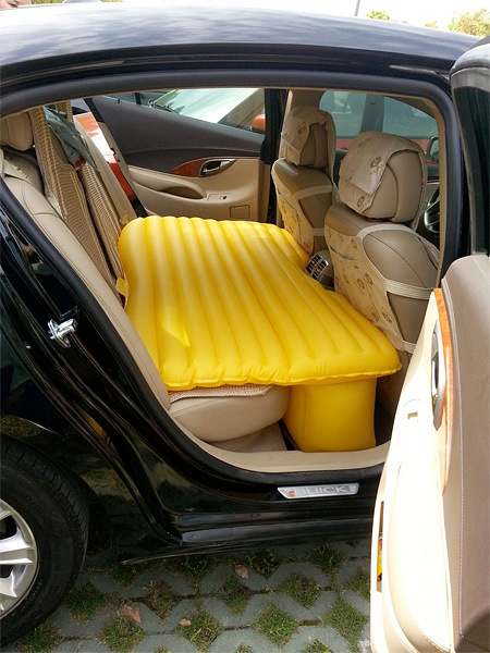 Inflatable Back Seat Mattress
