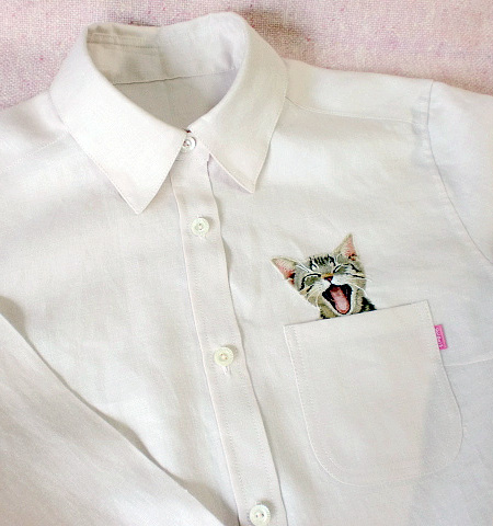 Shirt for Cat Owners
