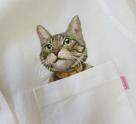 Hiroko Kubota Cat Shirts