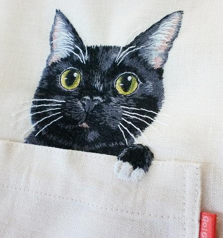 Cat Shirts by Hiroko Kubota