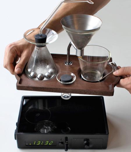 Josh Renouf Coffee Making Alarm Clock