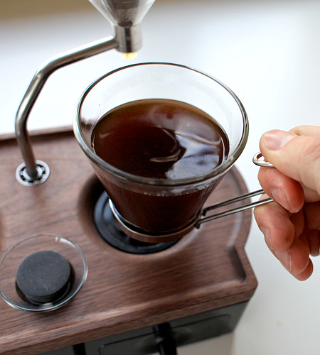 Joshua Renouf Coffee Making Alarm Clock