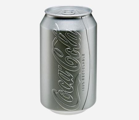 Ryan Harc Colorless Coca-Cola Can