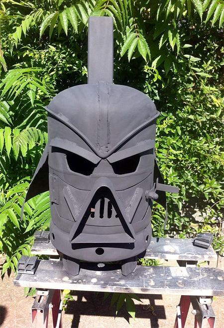 Darth Vader Oven