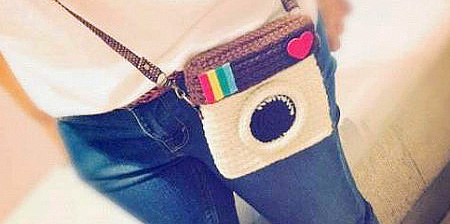 Instagram Purse