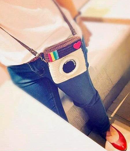 Instagram Handbag