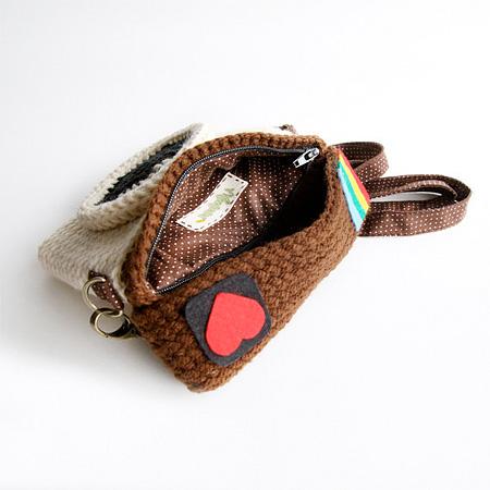 Instagram Logo Handbag