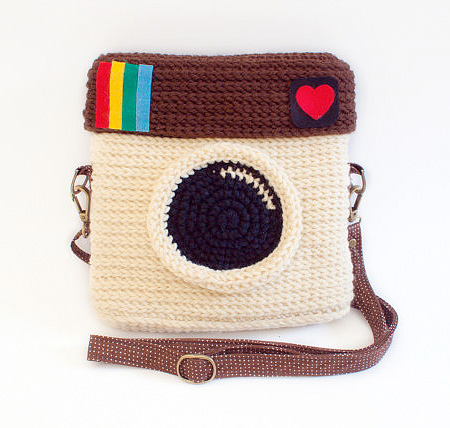 Instagram Logo Bag