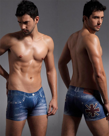 Hot Or Not: Jean Shorts Underwear photo 4