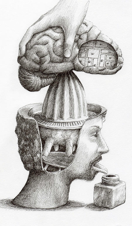 Surreal Drawings