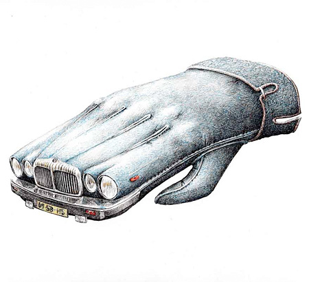 Creative Illustrations by Redmer Hoekstra