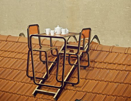 Table on the Roof