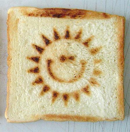 Image Toast