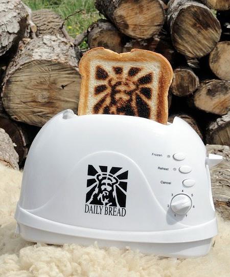 Jesus Toaster
