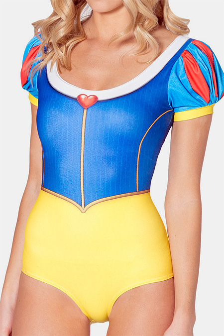 Disneys Snow White Swimsuit photo 2