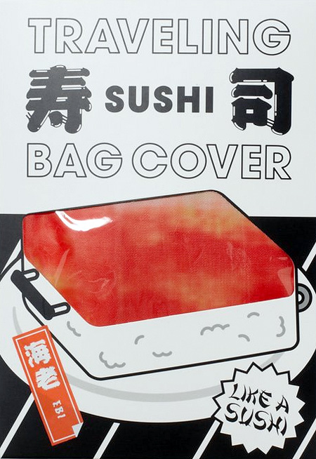 Sushi Bag Cover