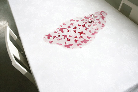 Innovative Tablecloth