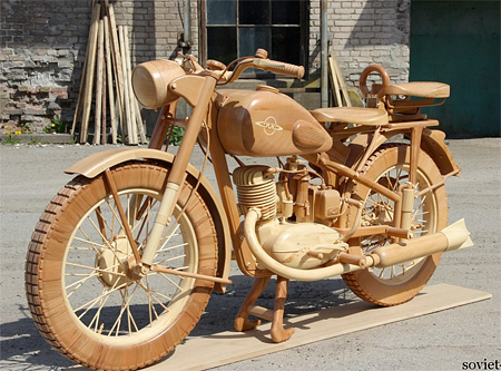 Motorcycle Replica