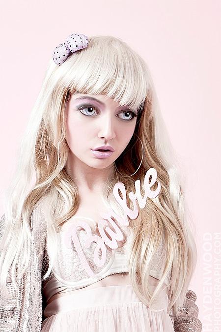Real Barbie