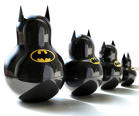 Batman Matryoshka