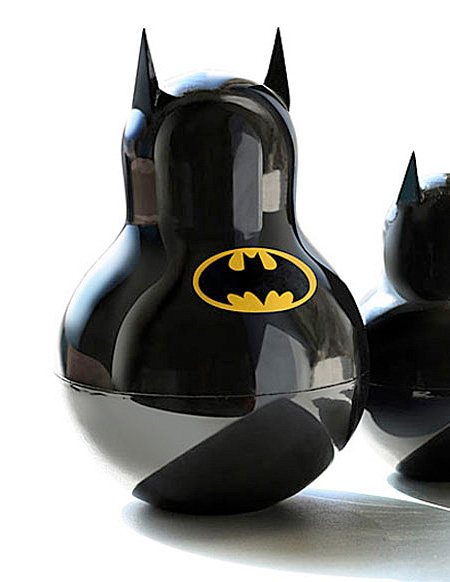Batman Matryoshka Nesting Doll