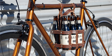 Beer Holder for your Bicycle