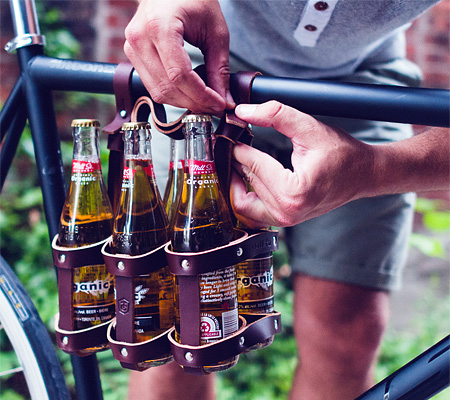 Beer Carrier for your Bicycle