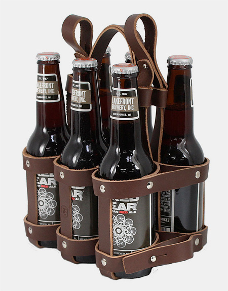 Bicycle Beer Carrier