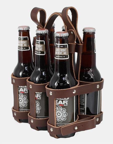 Bicycle Beer Carrier