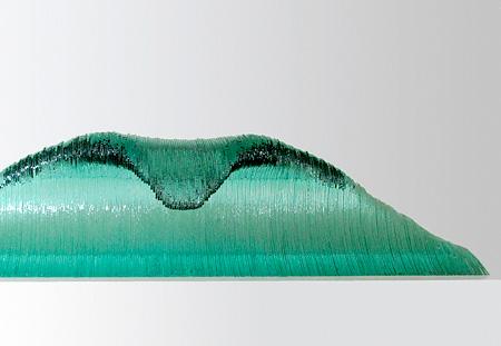 Ben Young Glass Sculpture