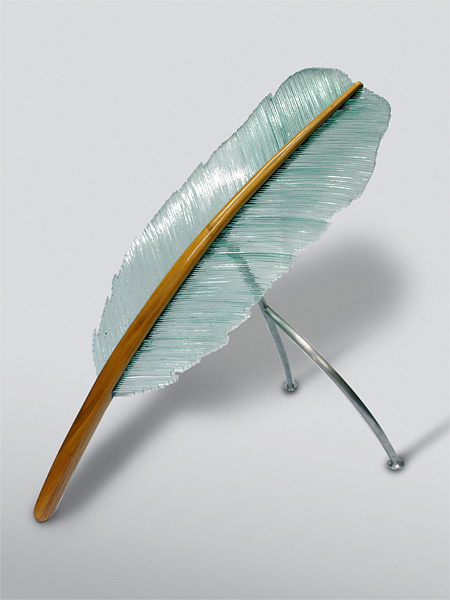 Glass Sculpture by Ben Young