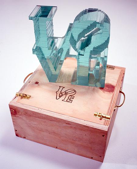 Sculptures by Ben Young