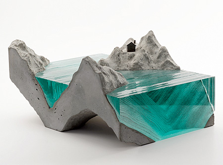 Sculpture by Ben Young