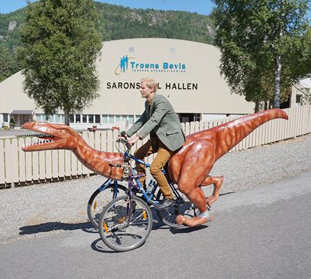 Dino Bicycle