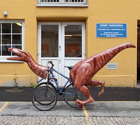 Markus Moestue Dino Bicycle
