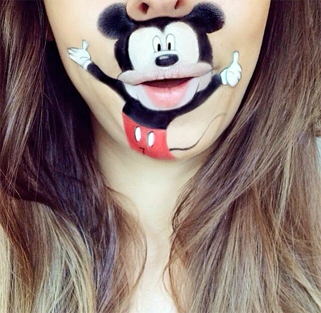 Disney Makeup Art