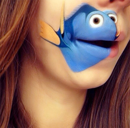 Disney Lipart
