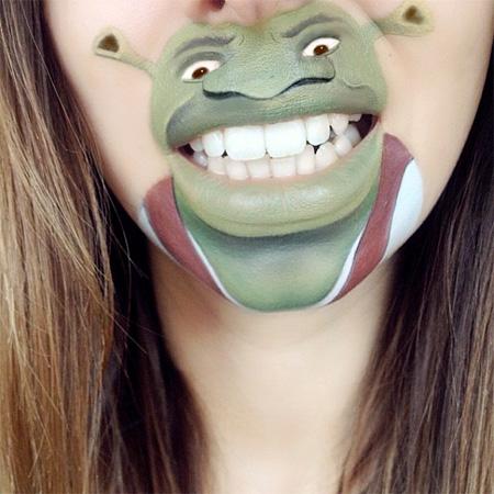 Lip Art by Laura Jenkinson