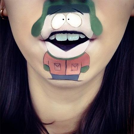 Lip by Laura Jenkinson
