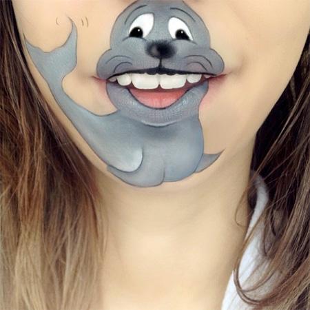 Laura Jenkinson Lips