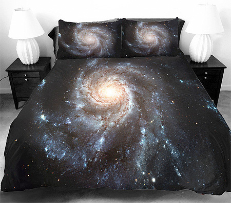 Cosmos Bed Sheets