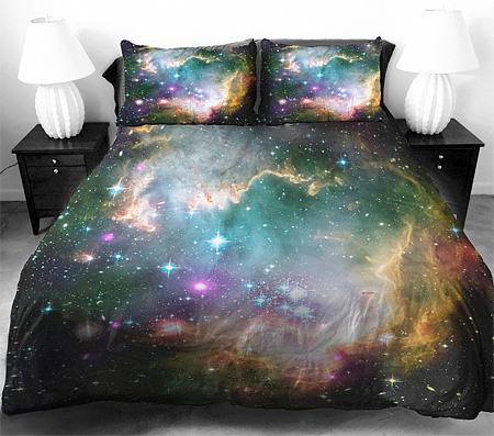 Solar System Bed Sheets