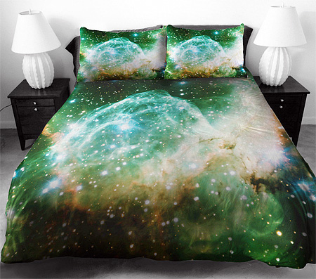 Cosmic Bed Sheets