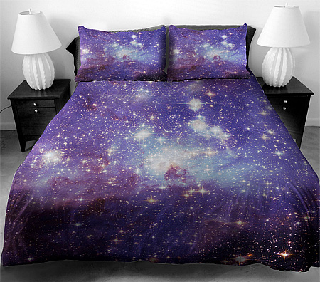 Astronomy Bed Sheets