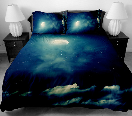 Galaxy Bed Sheets