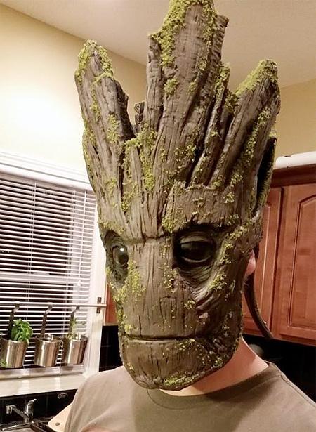 Calen Hoffman Groot Costume