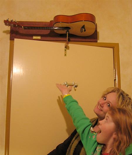 Guitdoorbell Guitar Doorbell