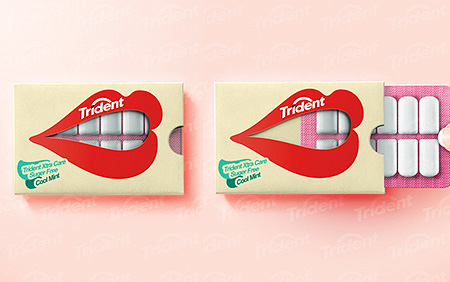 Trident Gum Packaging Concept
